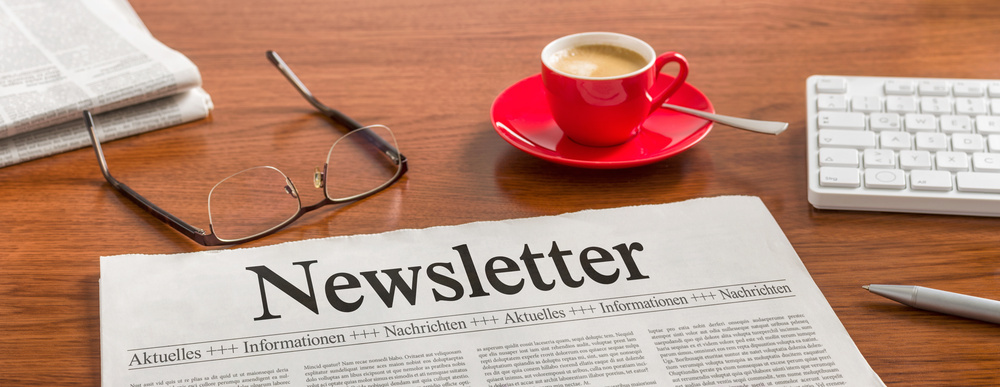 HOW TO USE YOU NEWSLETTER AS A MARKETING TOOL