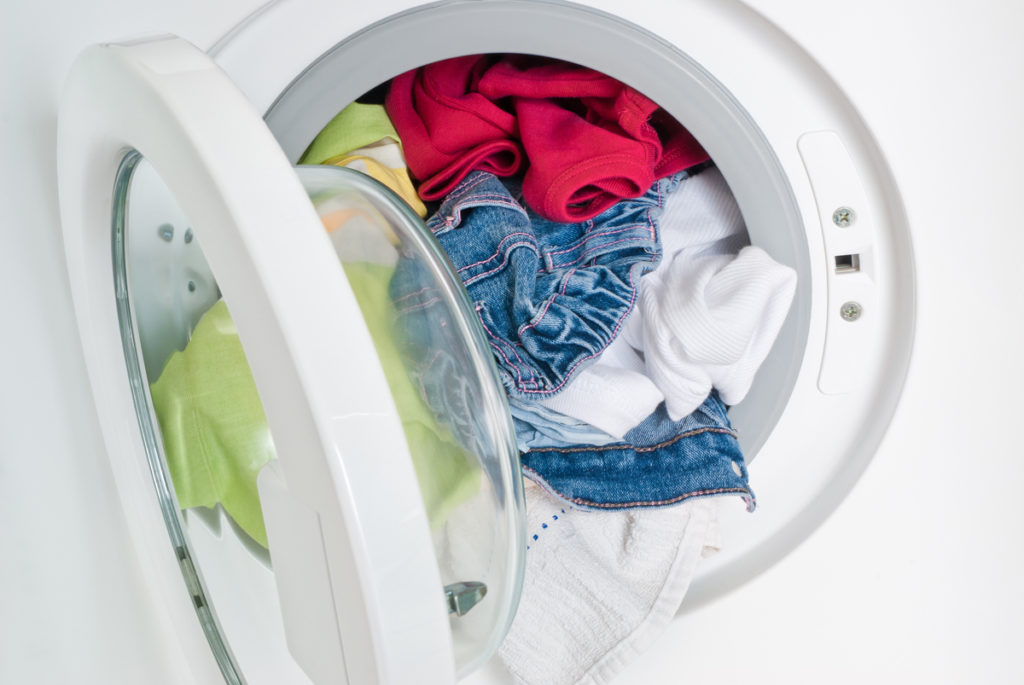 ASSISTED LIVING AND LAUNDRY